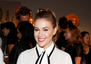 Alyssa Milano's Tearful Response to 'Who's the Boss?' Co-star's HIV Revelation