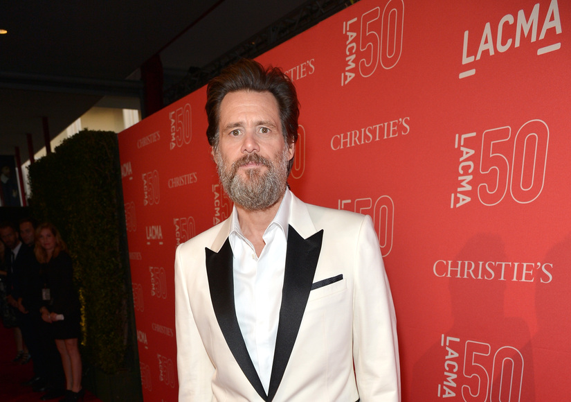 Jim Carrey's First Words on Ex's Apparent Suicide