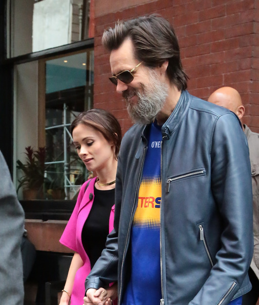 Jim Carrey's Ex Was Married When She Died