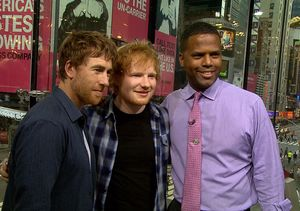 Ed Sheeran's Future Plans Make Us Blush