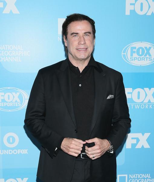 John Travolta on Marriage, 'Gypsy,' Gaga, 'Gotti,' and Making It All…