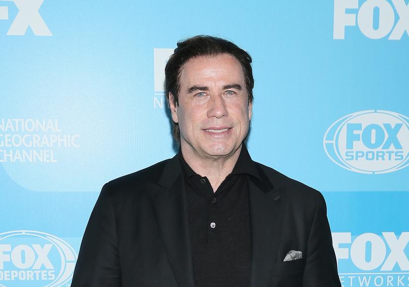 John Travolta on Marriage, 'Gypsy,' Gaga, 'Gotti,' and Making It All Work