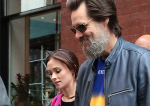 Jim Carrey Will Reportedly Attend Cathriona White's Funeral in Ireland