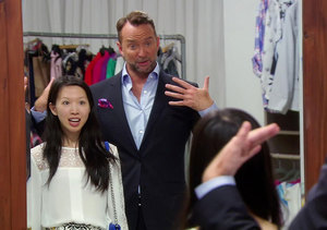 Exclusive Sneak Peek! Clinton Kelly Makes 'Love at First Swipe' Possible