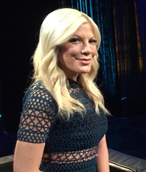 Shocker! Tori Spelling Spills on Her '90210' Hookups