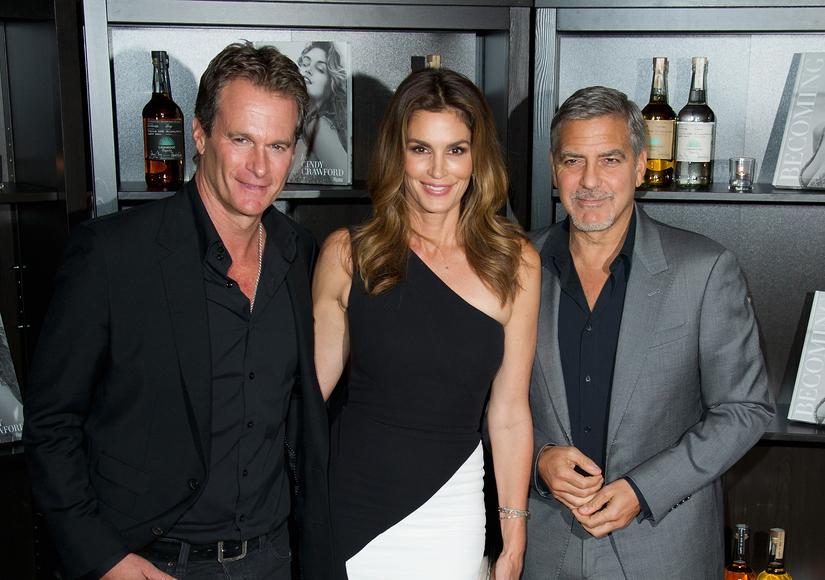 George Clooney Addresses Rumors About Brad Pitt & Angelina Jolie Becoming His Next-Door Neighbors