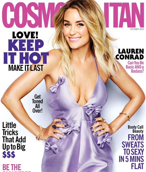 Playful and Sexy! Steal Lauren Conrad's Style