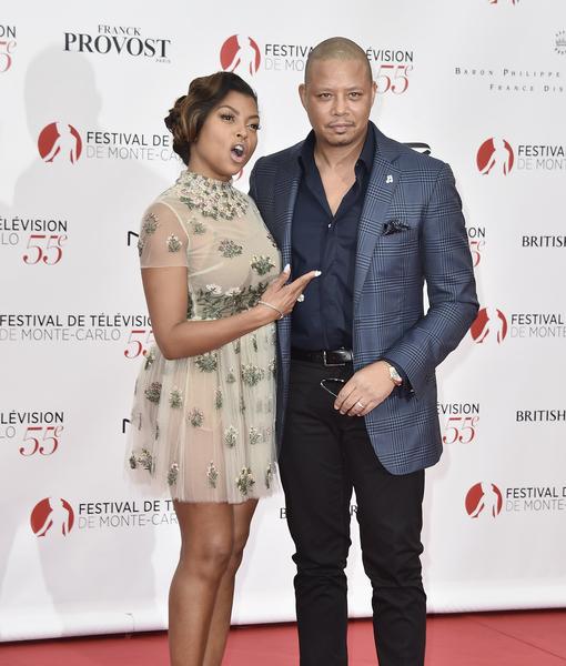 Rumor Bust! 'Empire' Stars Taraji P. Henson and Terrence Howard NOT at War