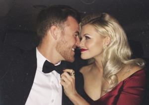 Witney Carson Is Engaged!