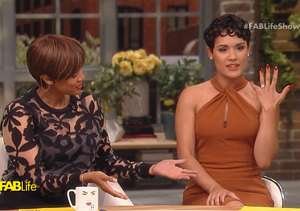 Watch Grace Gealey Share Engagement News in 'FABLife' Exclusive Clip