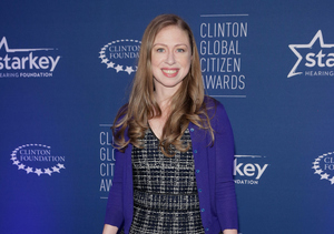 Chelsea Clinton Responds to Donald Trump's Reasoning for Not Attacking Her Dad