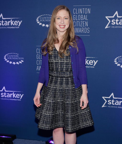 Holiday Surprise! Chelsea Clinton Is Going to Be a Mom Again