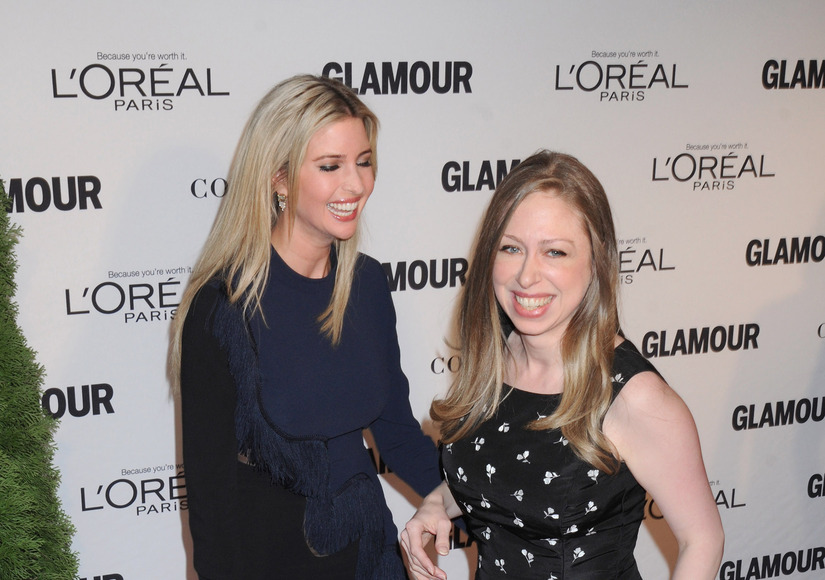 Chelsea Clinton & Ivanka Trump's Close Friendship Will Stay Intact Despite Presidential Campaign