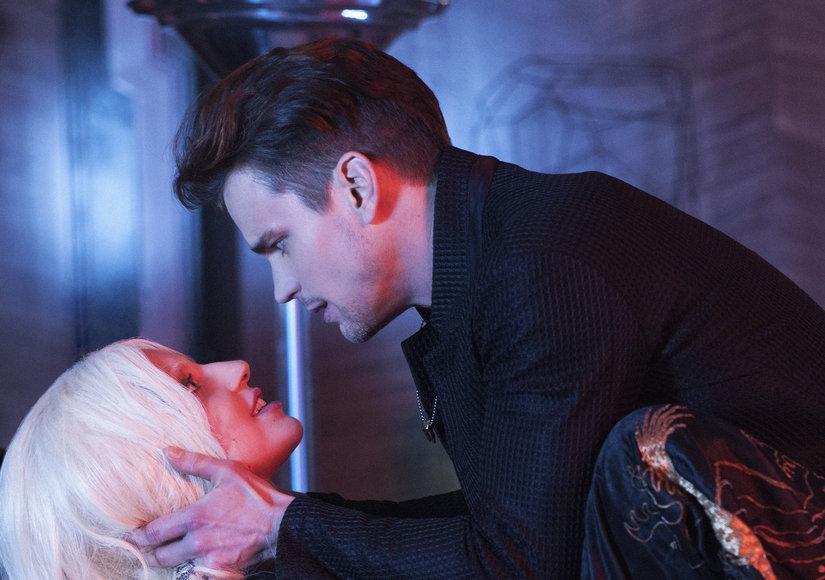 Lady Gaga & Matt Bomer's Bloody Sex Romp Is a Scene Stealer!