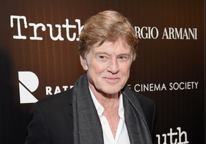 'Truth' Matters! Robert Redford's Advice on How to Live a Successful Life