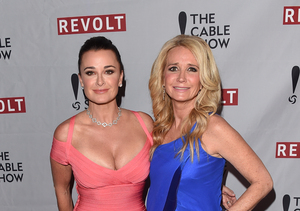 Kim Richards is 'Doing Really Well,' Her Sis Kyle Says