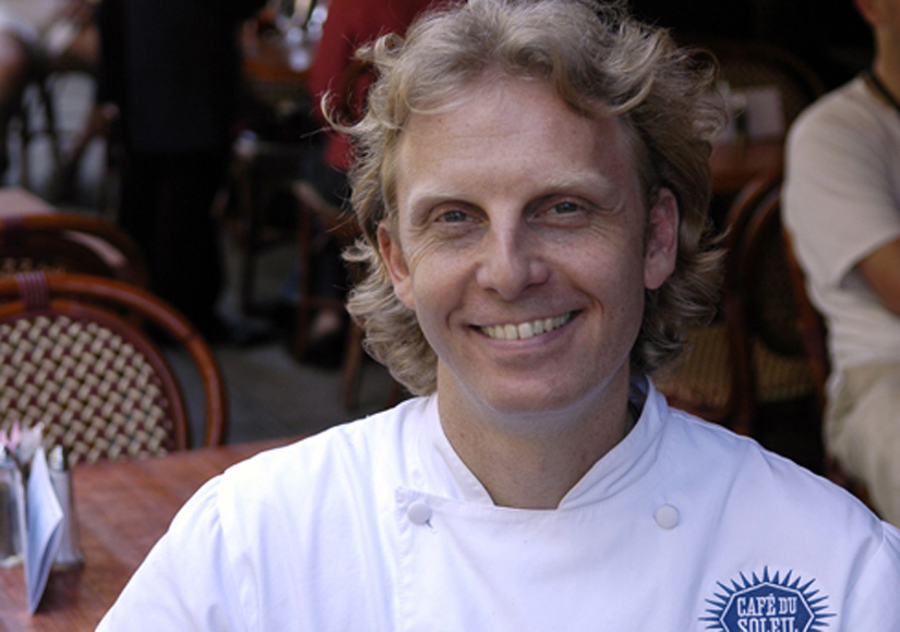 Celebrity Chef Matthew Tivy Arrested for Child Porn, Enticing Teen