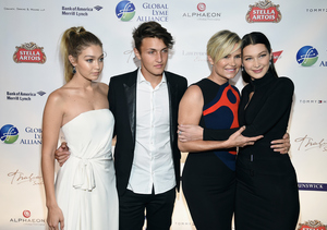 Yolanda Foster Reveals Daughter Bella Hadid Is Fighting Lyme Disease