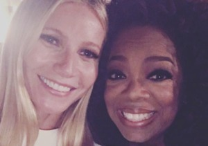 The Power of Gwyneth & Oprah!