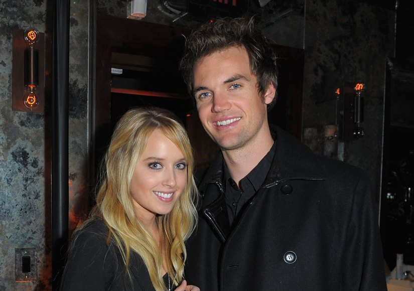 Tyler Hilton & Megan Park's Intimate Malibu Wedding