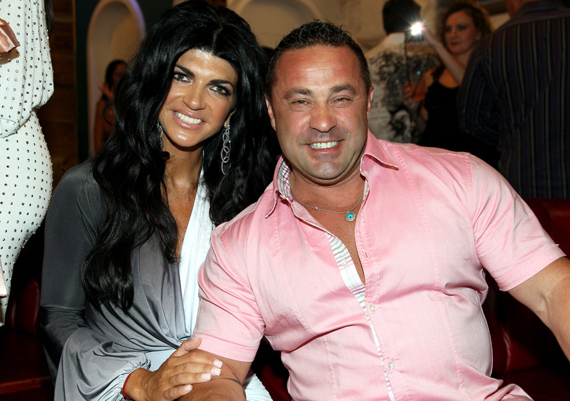 Joe Giudice Talks Missing Teresa Every Day and Deportation Problems