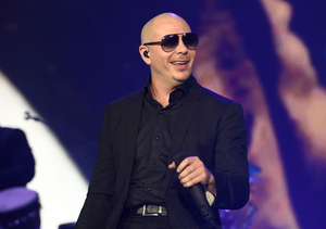 Pitbull is a Hall of Famer!