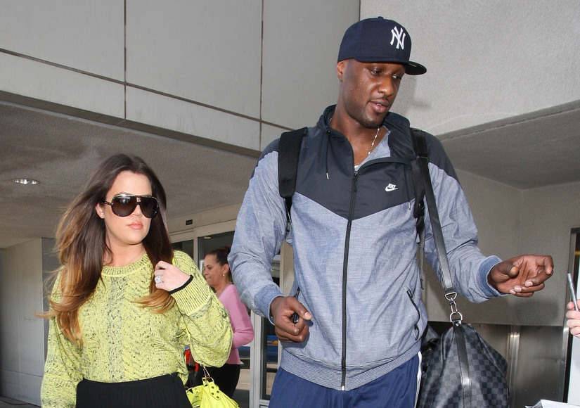 Khloé and Lamar Are Still Married… and She's Making His Medical Decisions