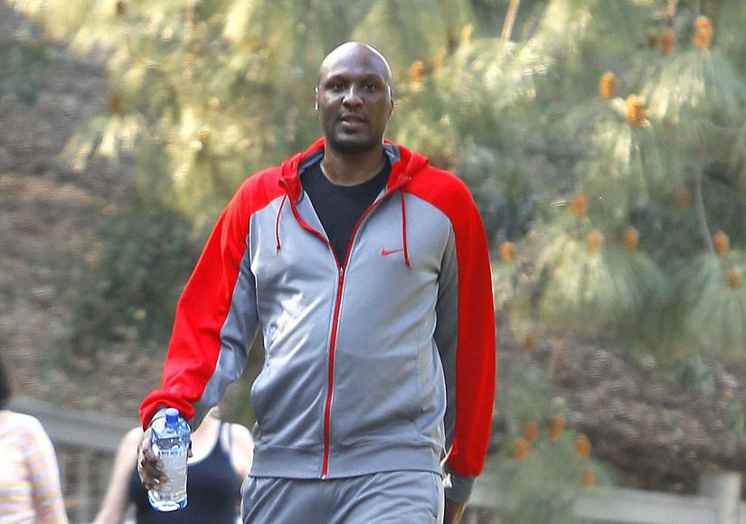 Lamar Odom Found Unconscious in Brothel
