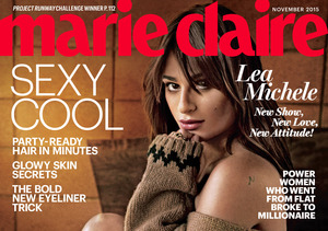 So Confident! Lea Michele Calls Her Butt a 'Showstopper'