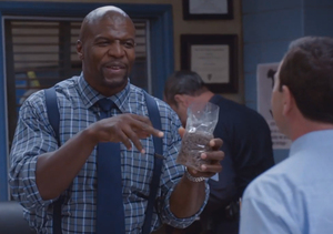 'Brooklyn Nine-Nine' Exclusive Clip: Sgt. Terry Jeffords Has a New…