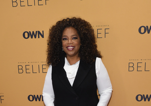 Oprah Winfrey Talks New Series 'Belief,' Politics and Lamar Odom