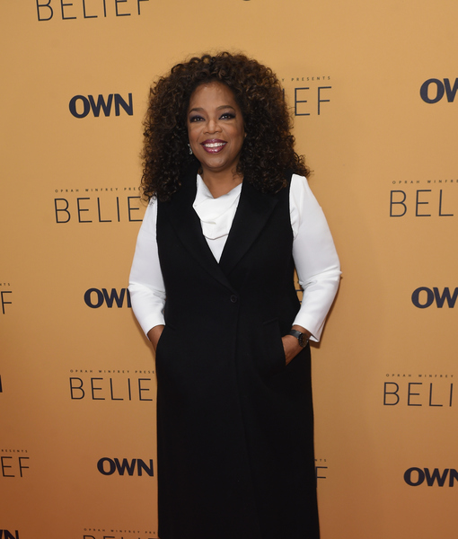 Oprah Reveals Name of Infant Son She Lost When She Was 14