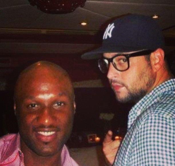 Lamar Odom Discussed Mother & Friends' Deaths with Brothel Worker