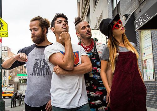 Joe Jonas's New Group Debuts First Music Video