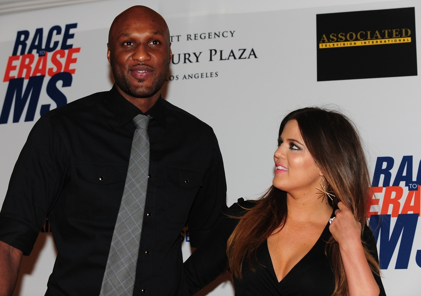 Lamar Odom Continues to Improve, Responded to Khloé Saying, 'I Love You'