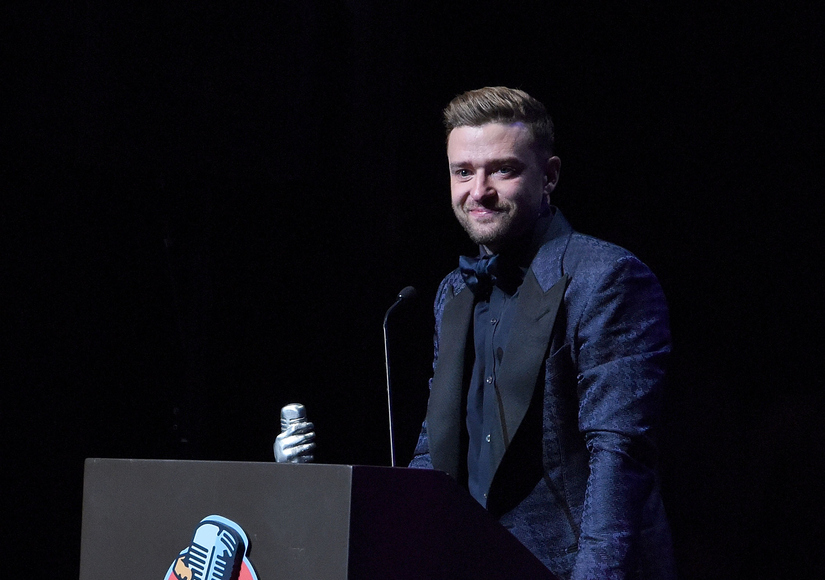 Emotional Justin Timberlake Thanks Jessica Biel in Memphis Music Hall of Fame…