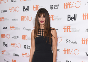 Sandra Bullock Reveals Son Louis Has a Girlfriend!