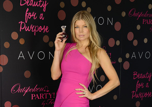 Fergie and Avon Join Forces on New Fragrance: Outspoken Party!