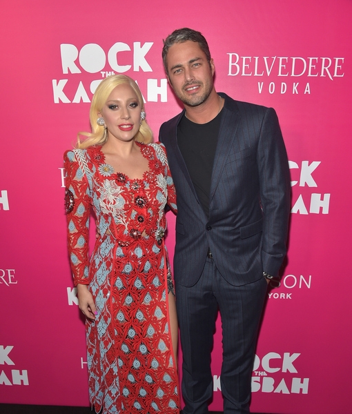 Lady Gaga & Taylor Kinney Split