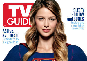 Melissa Benoist Reveals How She Felt Wearing 'Supergirl' Costume