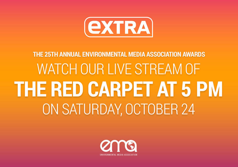 Watch Our Live Stream from the EMA Awards Red Carpet