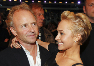 Hayden Panettiere's Dad Says She'll Be 'Fine' After Postpartum Depression…