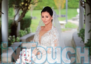 JWoww Stuns in Newly Released First Wedding Photo – See Her Beautiful Gown!