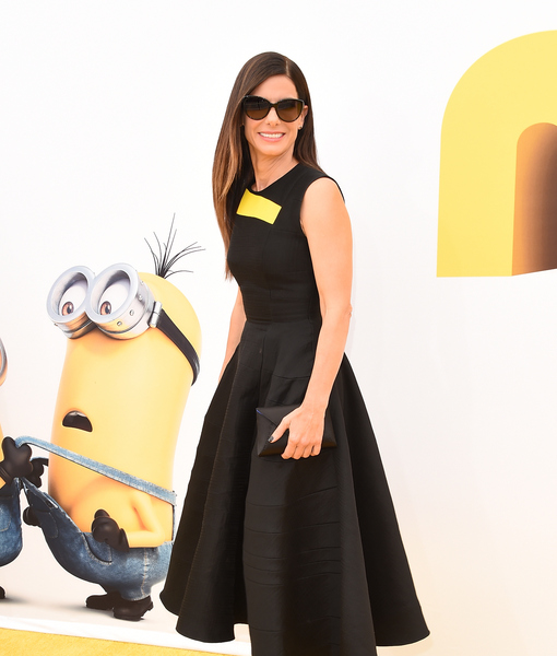 Video! Sandra Bullock Addresses Rumors She Adopted a Baby Girl