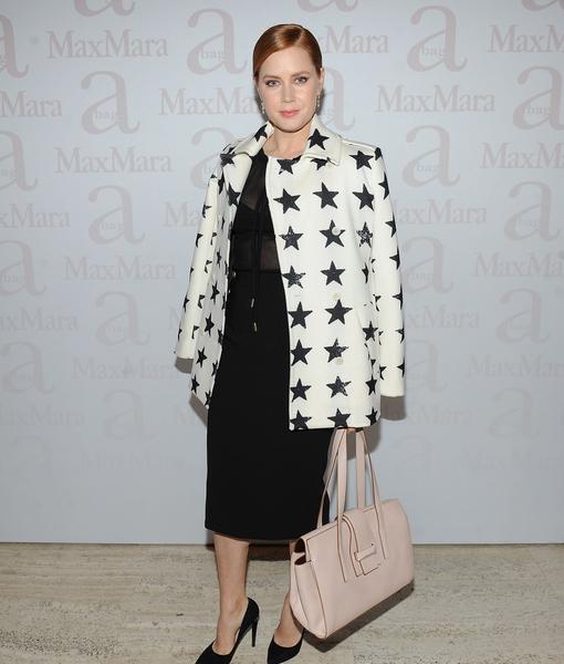 Amy Adams Opens Up on Secret Wedding and Jennifer Lawrence's Letter on Gender…