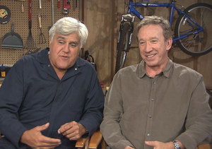 Tim Allen & Jay Leno Say Donald Trump Is Good for Comedians