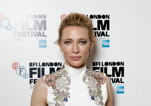 Cate Blanchett Wants to Change Destiny