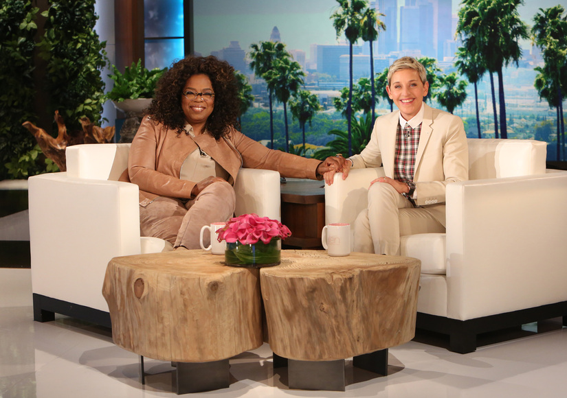 'Stay Outta Jail Card': Why Oprah Didn't Tell Ellen About Her Weight Watchers Deal