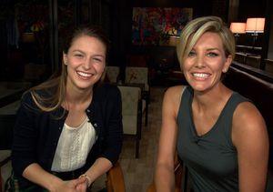 Melissa Benoist Dishes on Her Multiple Love Interests on 'Supergirl'