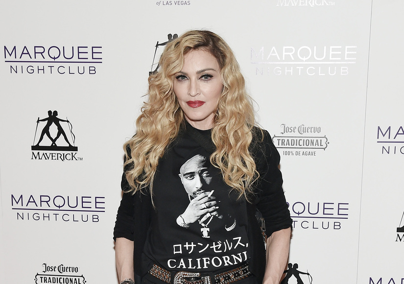 Madonna Goes on Epic Rant after Being Forced to Remove Fake 'No Parking' Signs outside NYC Home